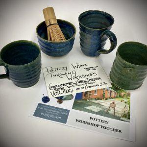 Pottery Workshop Voucher