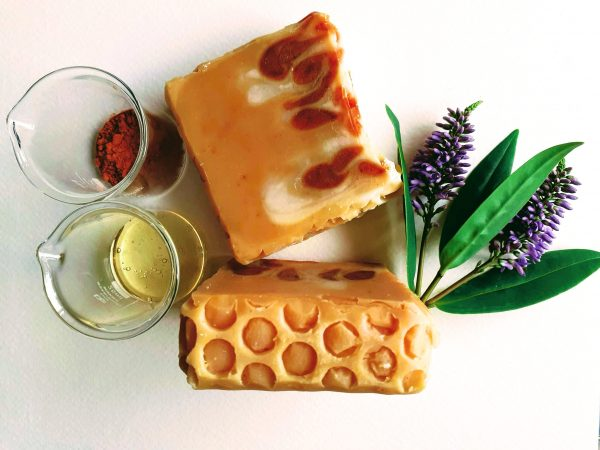 Beginner's soap making course