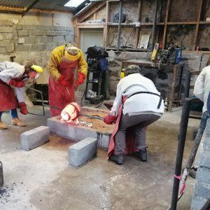 Bronze Casting Course