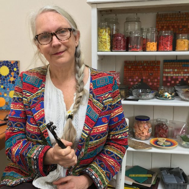 Kate Rattray Mosaic Artist