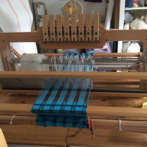 8 shaft loom