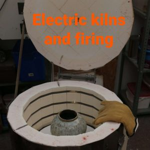 Electric Kilns and Firing course